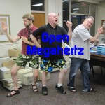Open Megahertz album art