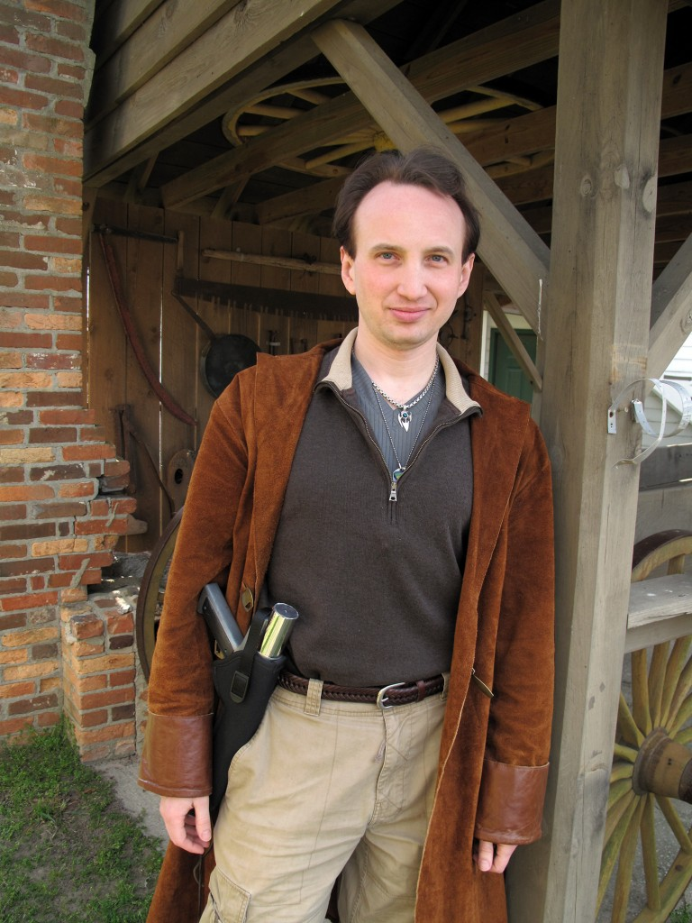 Show #5 (June 2011): Brian Wiser, museums, magazines, and Ultima