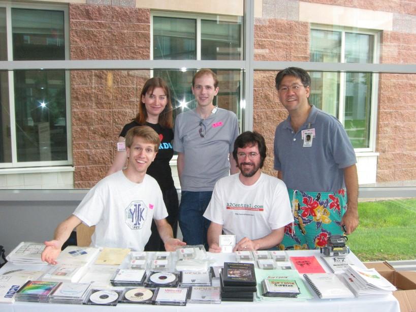 Show #8 (Oct 2011): Kelvin Sherlock, Kickstarter, BASIC, and BCS