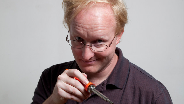 Open Apple #43 (January 2015) : Happy New Year with Ben Heck!